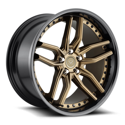20 21 22 inch forged 2 piece alloy wheel 5*130,5*114.3 custom rims