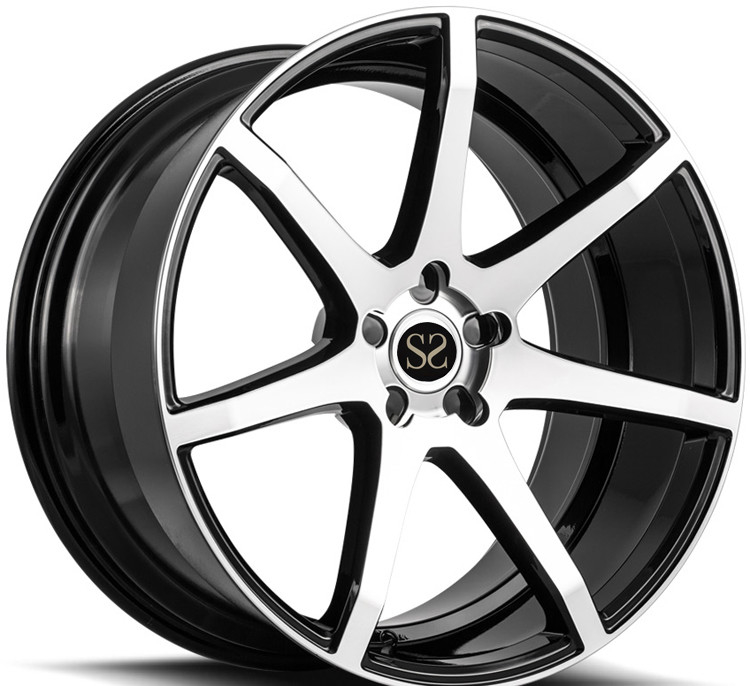OEM Relica 20'' 1-piece Forged Wheels For BMW 740\760/ Gun